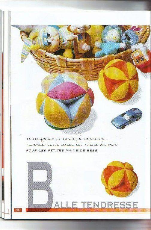 Puzzle Patchwork Ball - Patrones???? | Patchwork | Pinterest | Es ...
