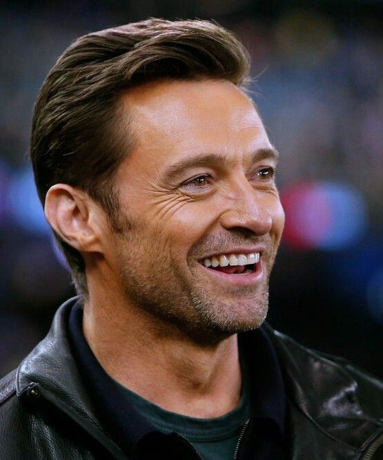 Handsome Hugh Jackman
