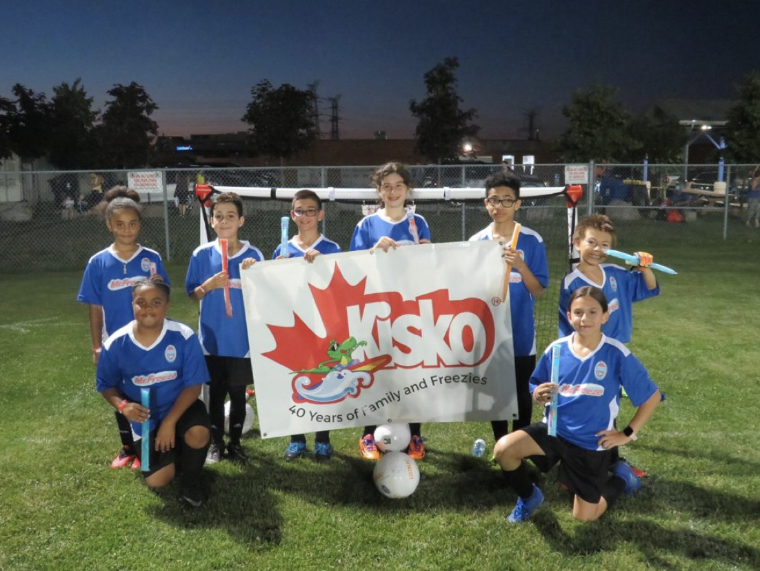 We Are Proud To Partner With Toronto Azzurri Youth Sport Village For Their House League Soccer Program Didyouknow In 2020 Soccer Season Youth Sports Soccer Club