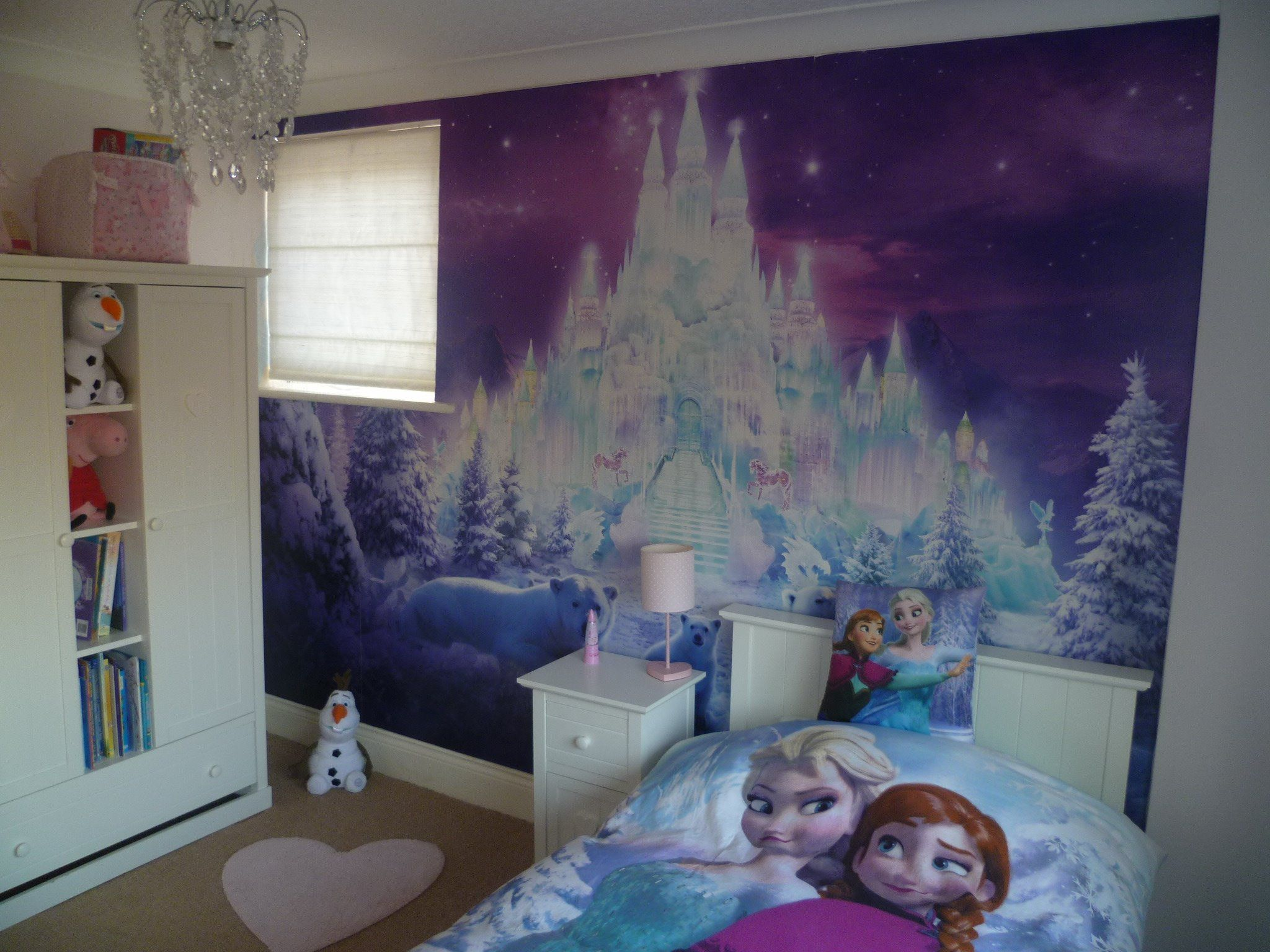 A Winter Wonderland Wall Mural By Philip Straub - Wallsauce