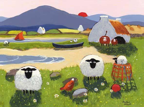 UK ~ Thomas Joseph ~ Nice To See Ewe