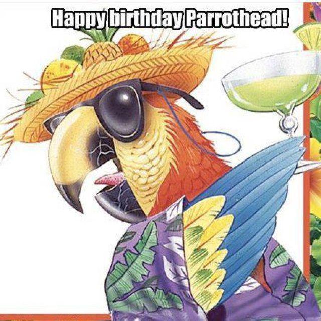 Parrot Head, Birthday Pictures, Jimmy Buffett