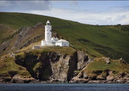 START POINT LIGHTHOUSE - Dartmouth- Situated on one of the most rugged and exposed peninsulas in the English Channel, Start Point lighthouse has shone for the benefit of seafarers for over 170 years.