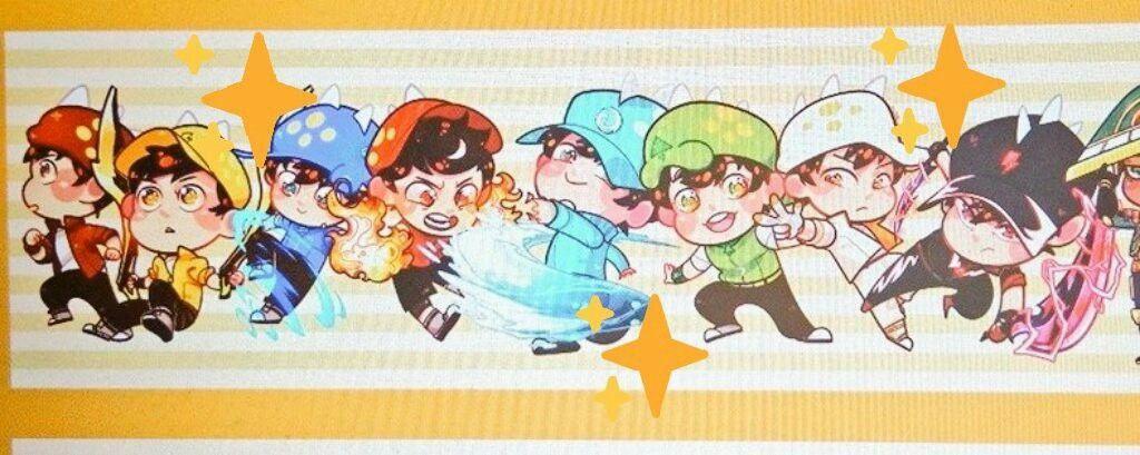 Pin oleh Sho 翔 di Boboiboy anime di 2020