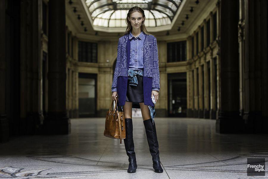 Manuela Frey| Milan Fashion Week | SS15