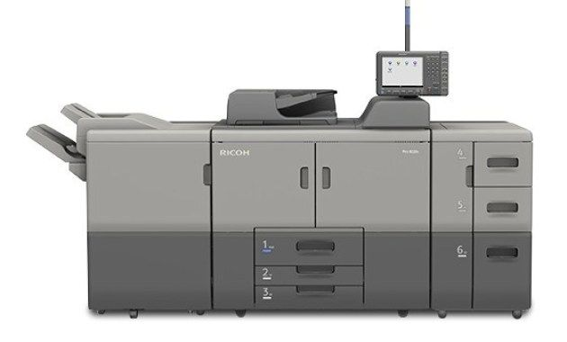 Ricoh support drivers