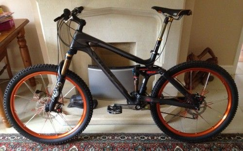 19c3cba4e7e Trek Fuel Ex 9.9 This bike has been stolen from Newnham in  Northamptonshire. Have you
