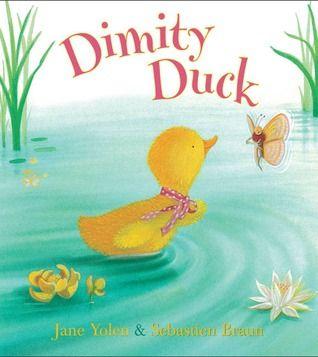 Dimity Duck by Jane Yolen and Sebastien Braun. Ms. Katie read this book on 4/19/17.