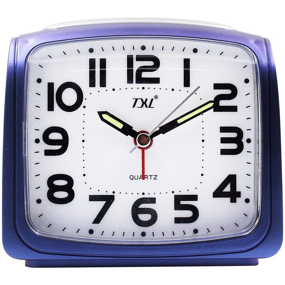 Amazon.com: TXL JF Smart alarm clock smart back light display with ...