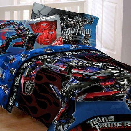 Bed Set Inspiration Full Bedding Sets, Transformers Bedding Full Size