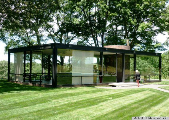 Frank Lloyd Wright, Alden B. Dow And 13 Other Famous Architects' Homes (PHOTOS)