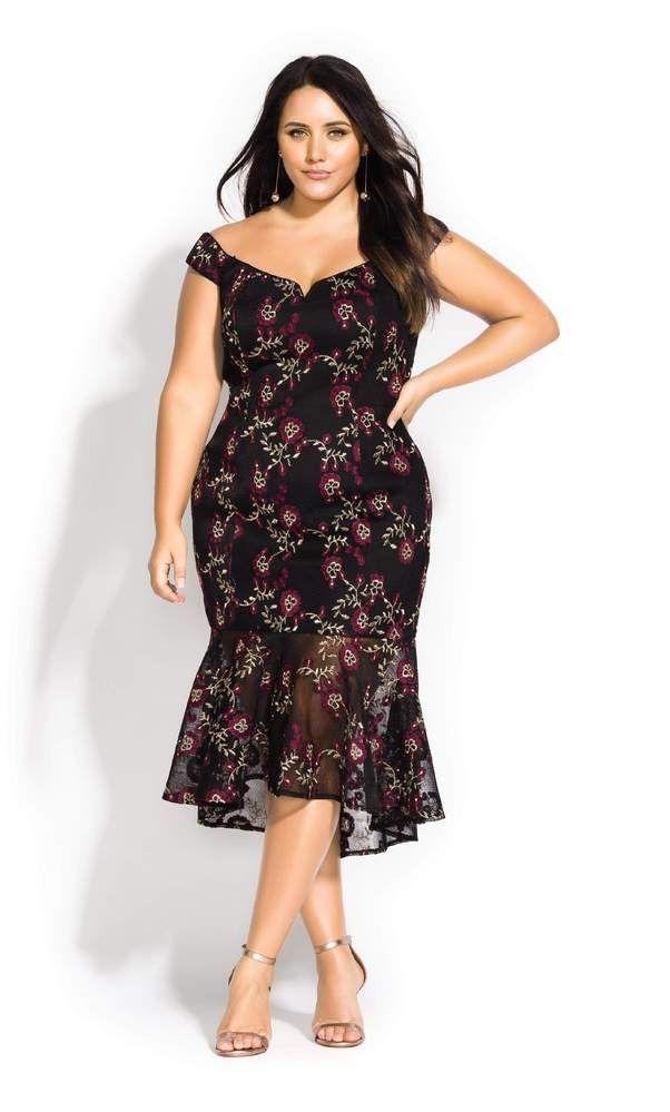 Decadence Dress - black — CoEdition