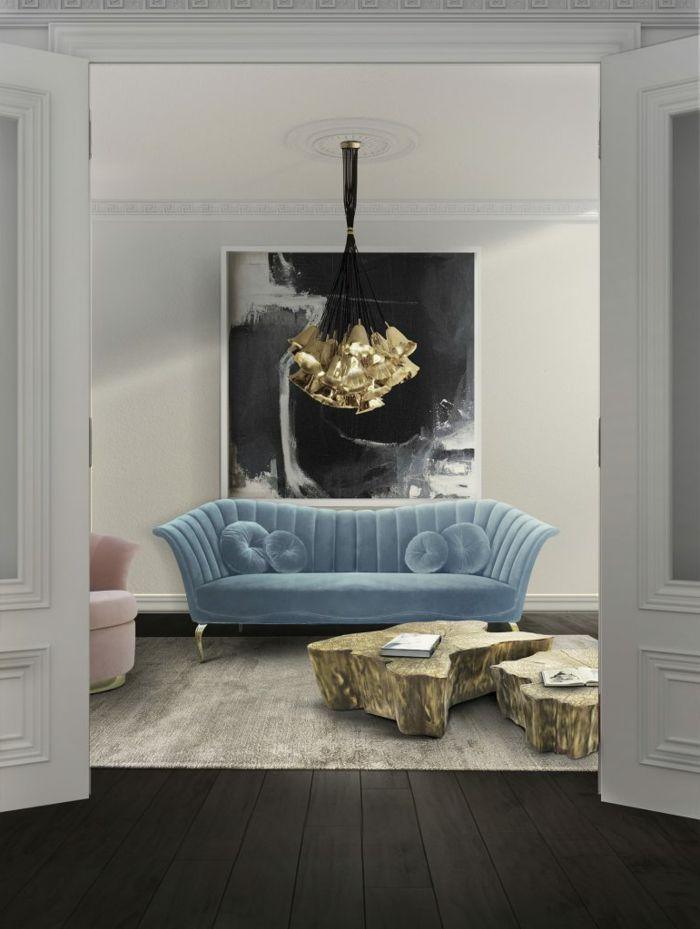 ▷ 1001 + Wohnzimmer Ideen für kleine Räume zum Entlehnen | Grauer ...