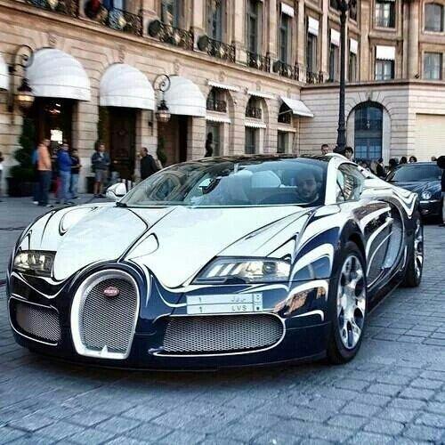 #BUGATTI ( LUXE AUTO