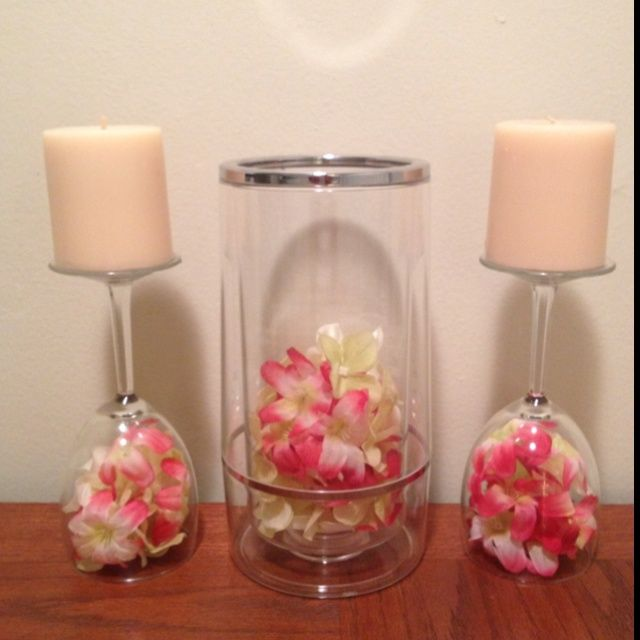 wine glass decorating ideas for weddings making wine glass