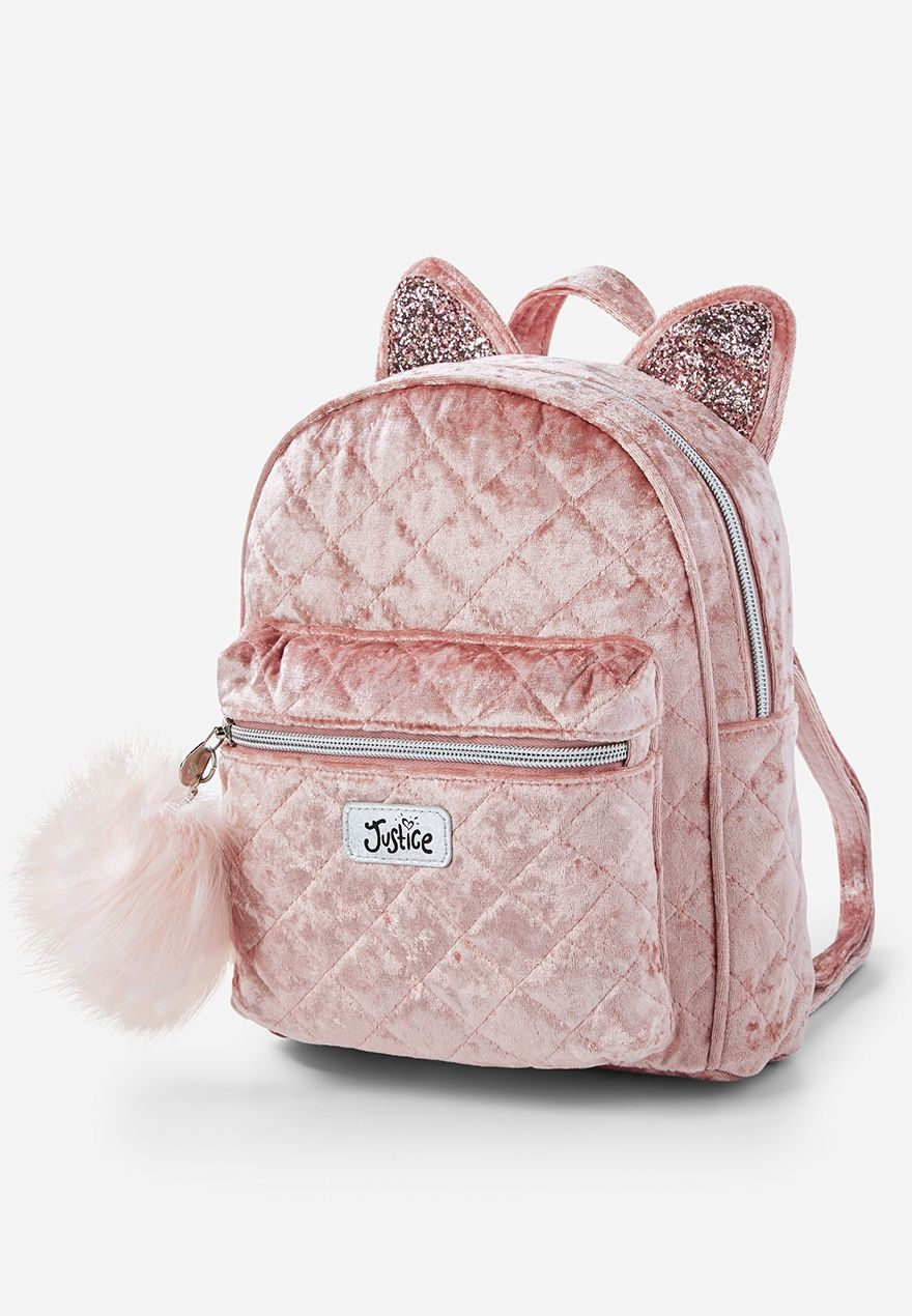 78ae3c8ecb Rose Gold Cat Mini Backpack
