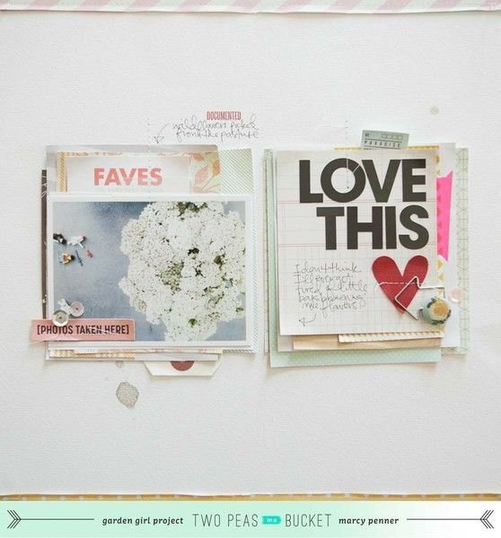 Love this   August Theme Little Things by @marcypenner