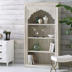Image Result For Moroccan Bookshelf