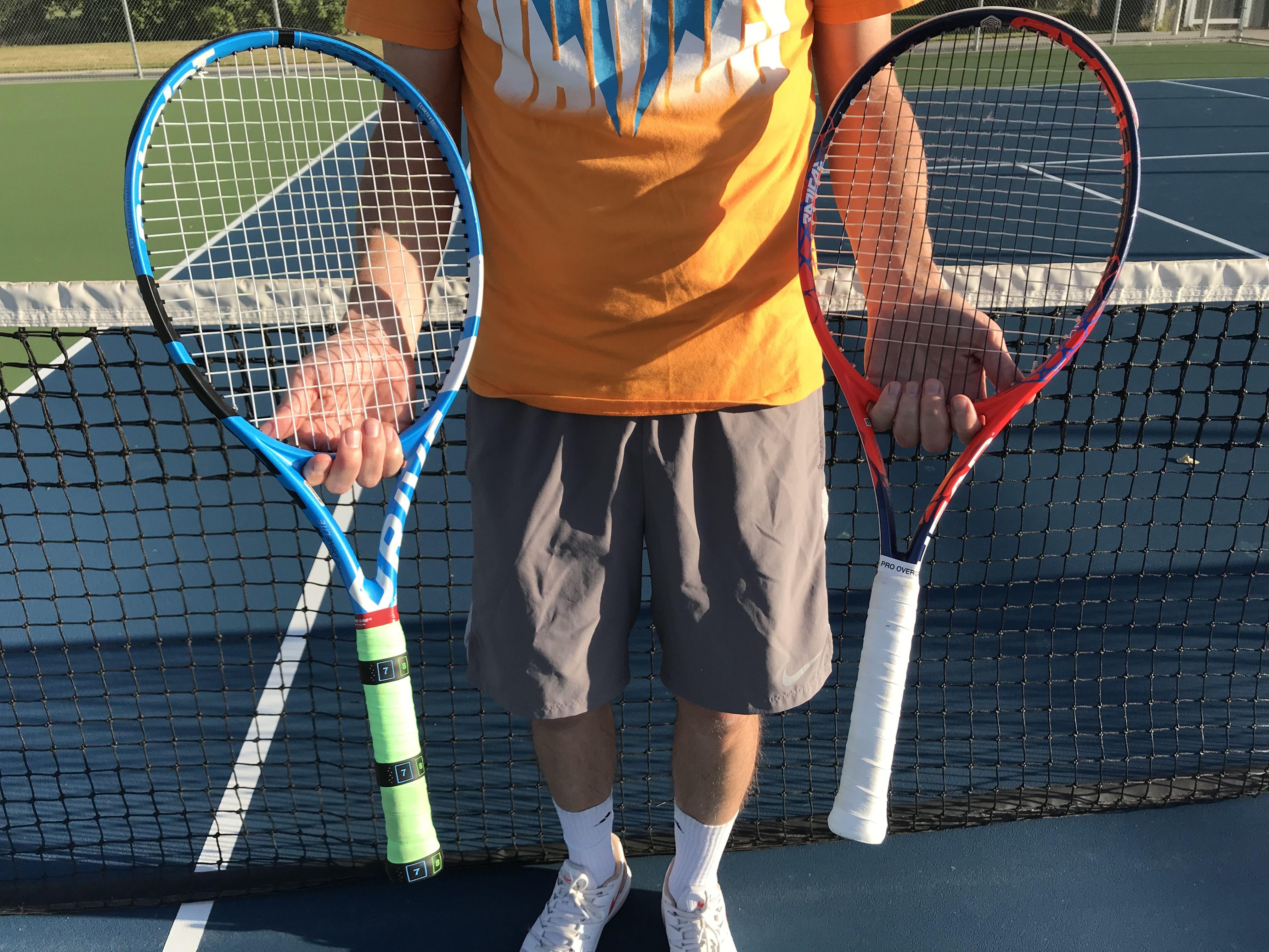 The Tennis Grip Guide Tennis Grips Tennis Tennis Racket