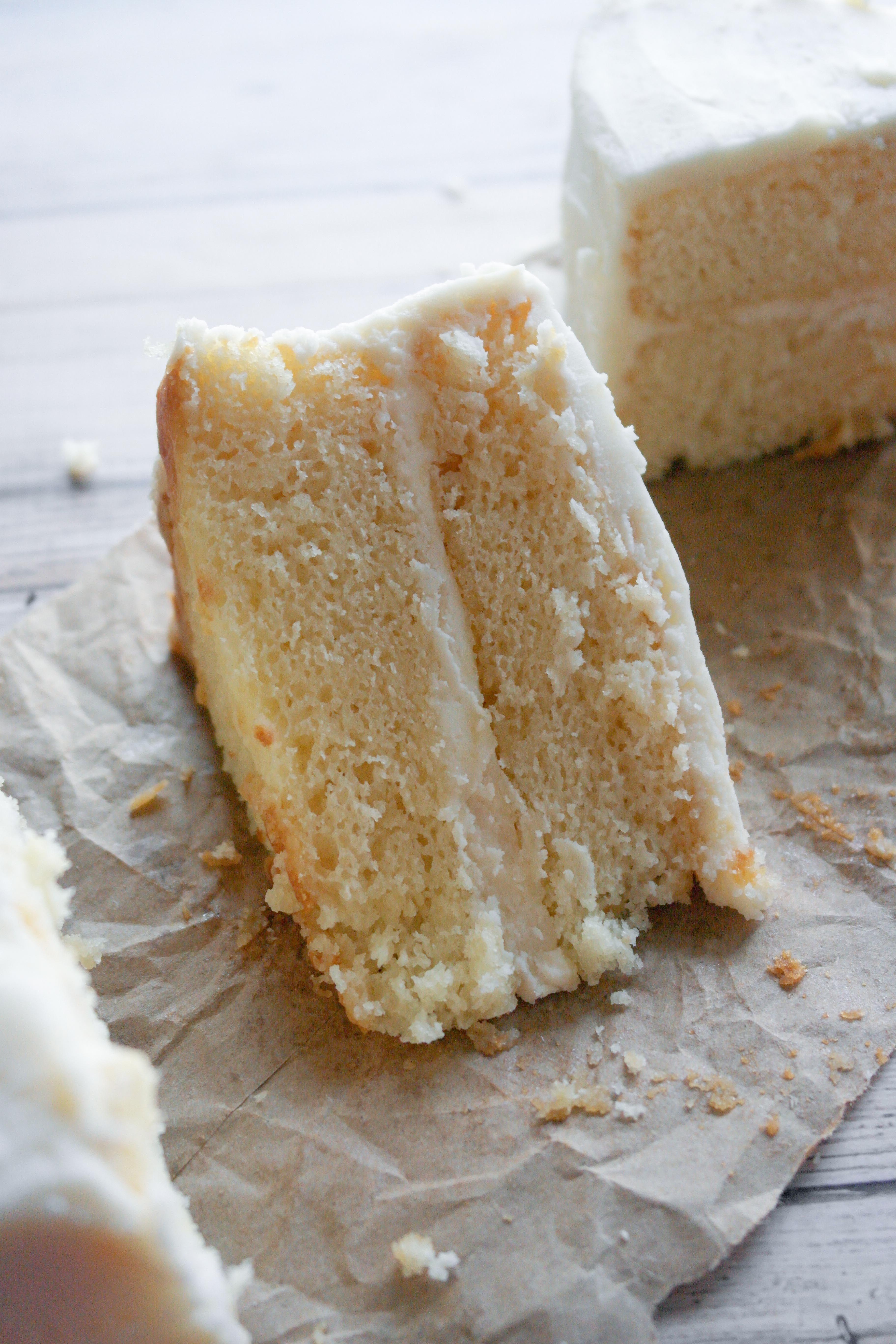 The Best Vanilla Cake Vanilla cake Vanilla and Cake