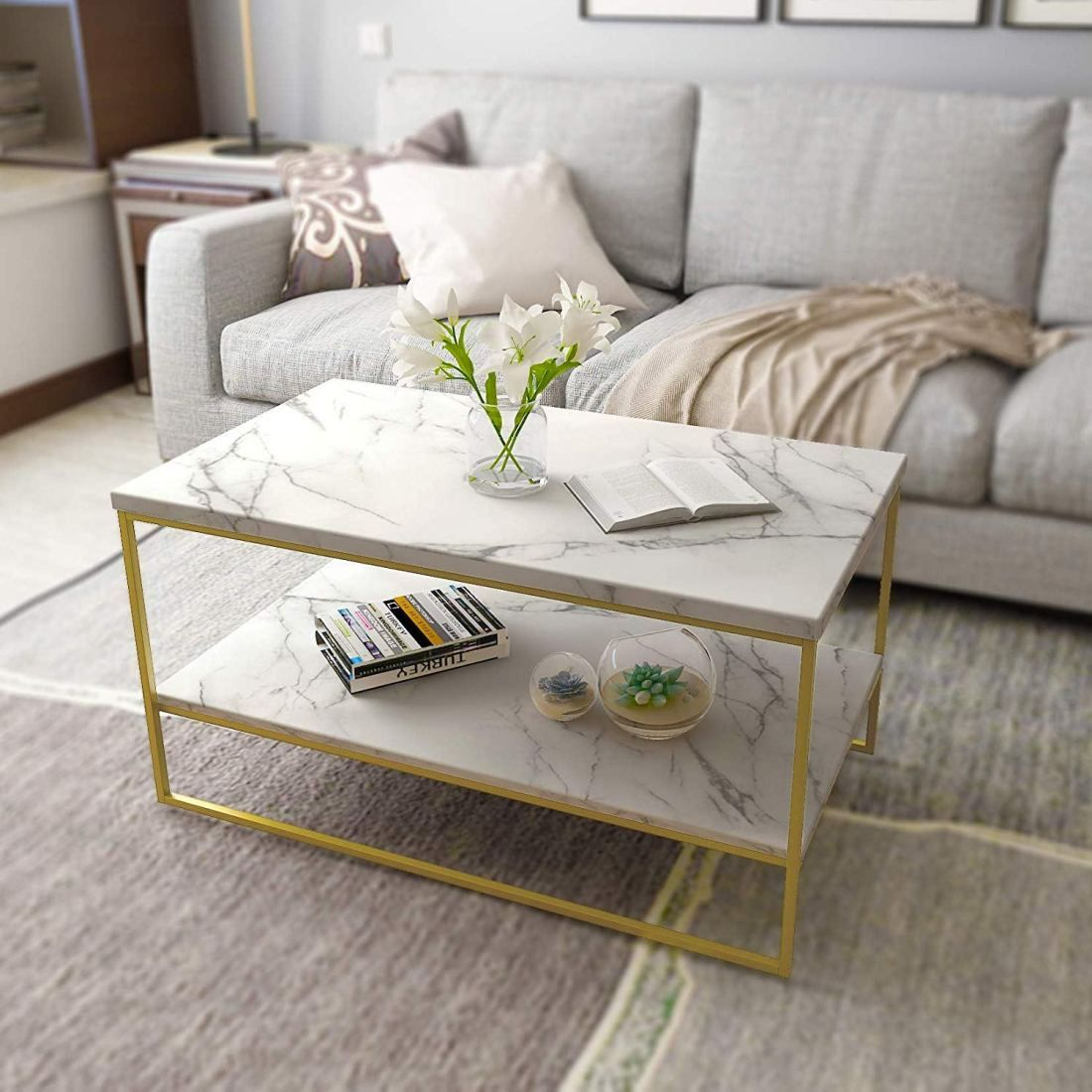 Budget Friendly Furniture That Is Perfect For Small Spaces City Chic Decor Living Room Table Coffee Table Marble Tables Living Room [ 1100 x 1100 Pixel ]