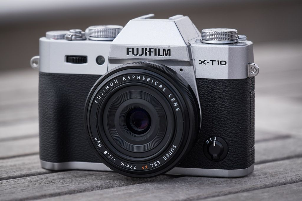 FUJIFILM X-T10 CAMERA DRIVER UPDATE