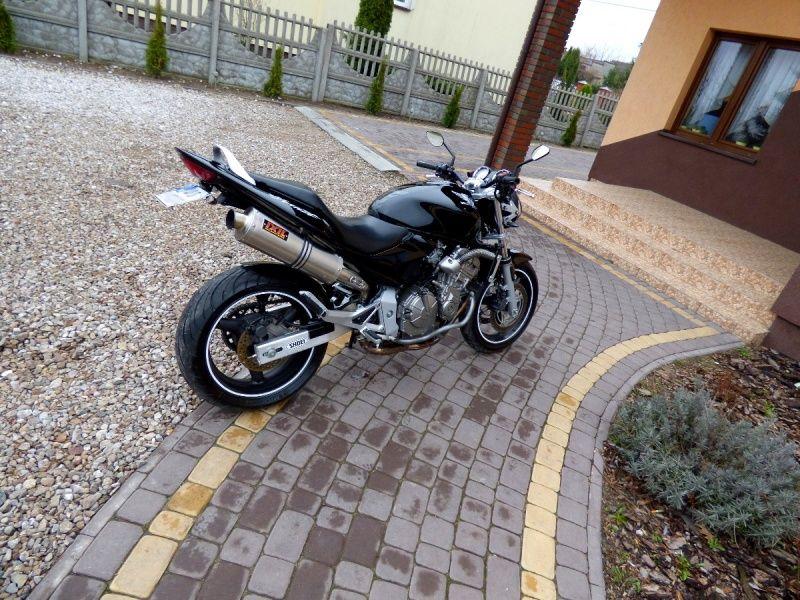 Honda Hornet 600 Dodatki Baracuda Ixil Prywatnie 6093618367 Oficjalne Archiwum Allegro Honda Hornet Bike