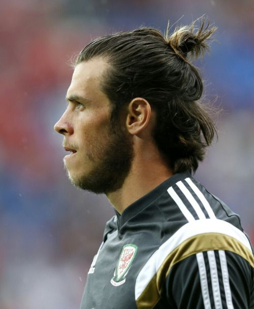 Coque Samurai Gareth Bale Man Bun Bale 11