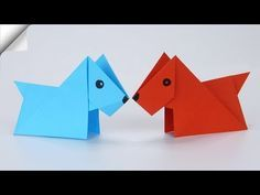 Photo of Origami DOG easy | DIY paper crafts FOR KIDS