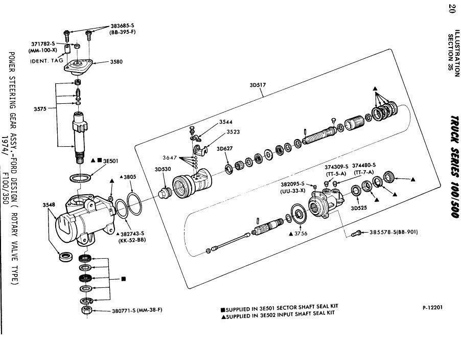 92 f150 Motor diagram
