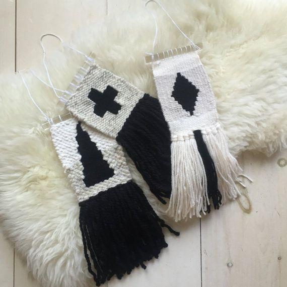 Diamond Weaving by fernandthefawn on Etsy