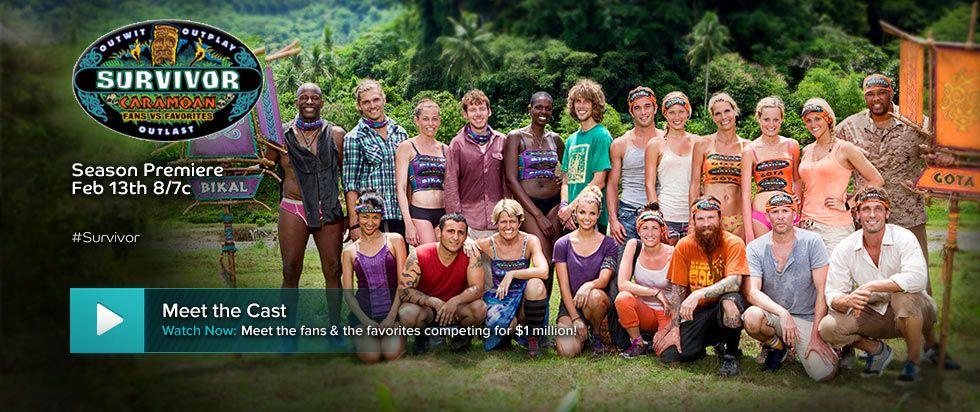 🏝️ Survivor: Winners at War - Watch on CBS All Access ...