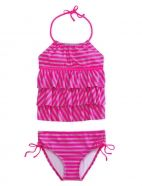 I got her this swimsuit!  Adorable!