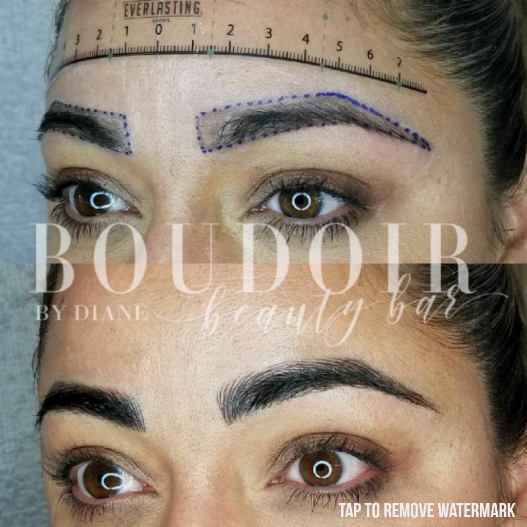 Microblade Training Philadelphia — Boudoir Beauty Bar
