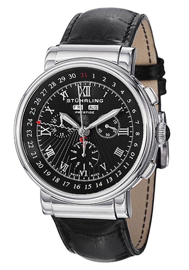 Where are stuhrling original watches made