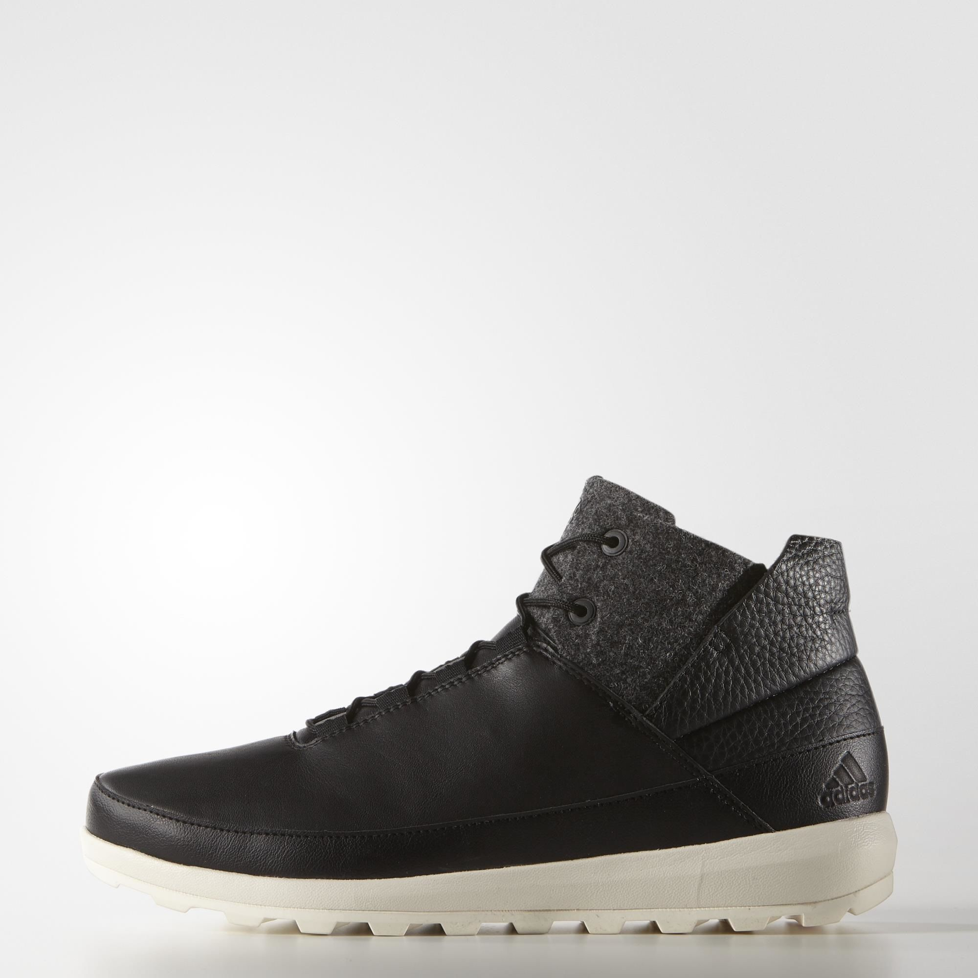adidas Climawarm Zappan II Winter Mid Shoes - Black | adidas UK