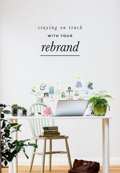 The Absolute Essentials Of Creating A Distinctive Brand Identity That Ll Get Your Small Business Noticed The Brand Stylist Branding Your Business Rebranding