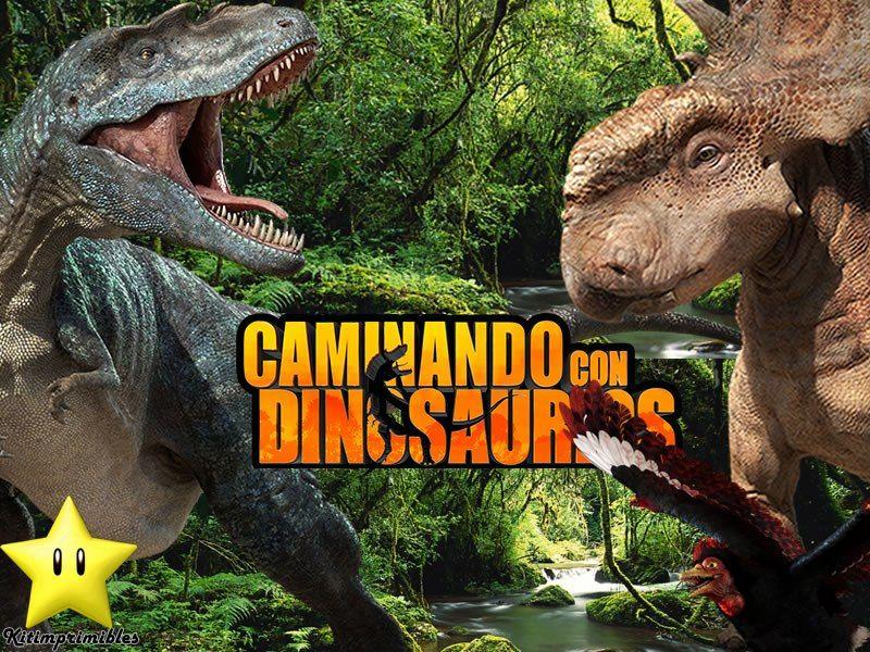 Tarjetas De Invitacion A Cumpleaños De Dinosaurios Para