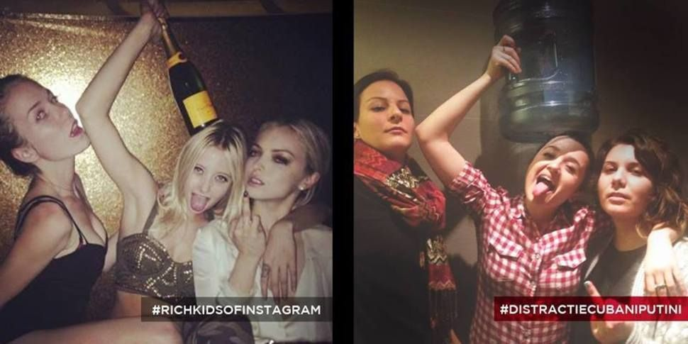 16 Normal People Recreate Photos Of Rich People On Instagram And