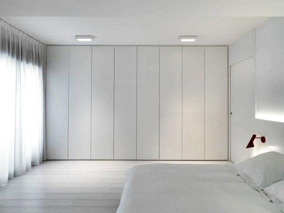 Pin von Esta Wolff auf soveværelse in 2020   Schlafzimmer design, Einbauschrank schlafzimmer, Wohnen