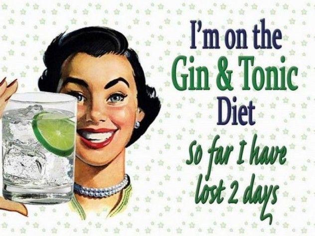 Gin Diet