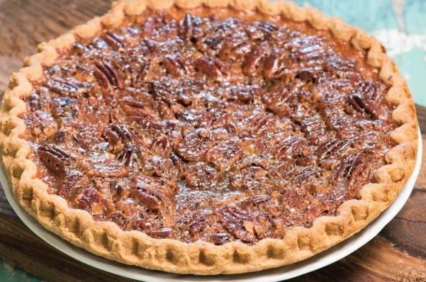 Utterly Deadly Southern Pecan Pie Recipe  - Food.com #pecanpie
