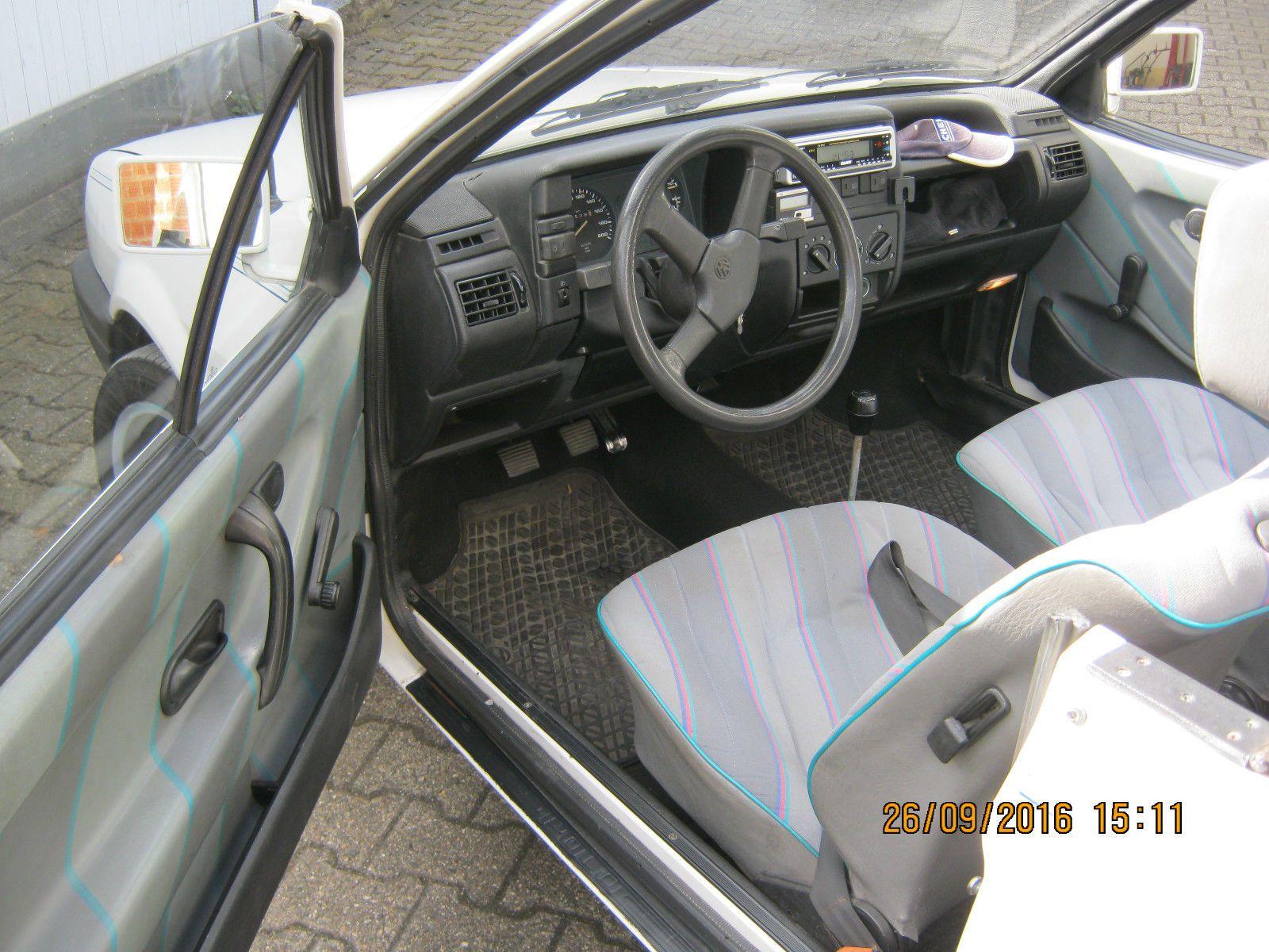 VW-Polo Speedster Cabrio Selten