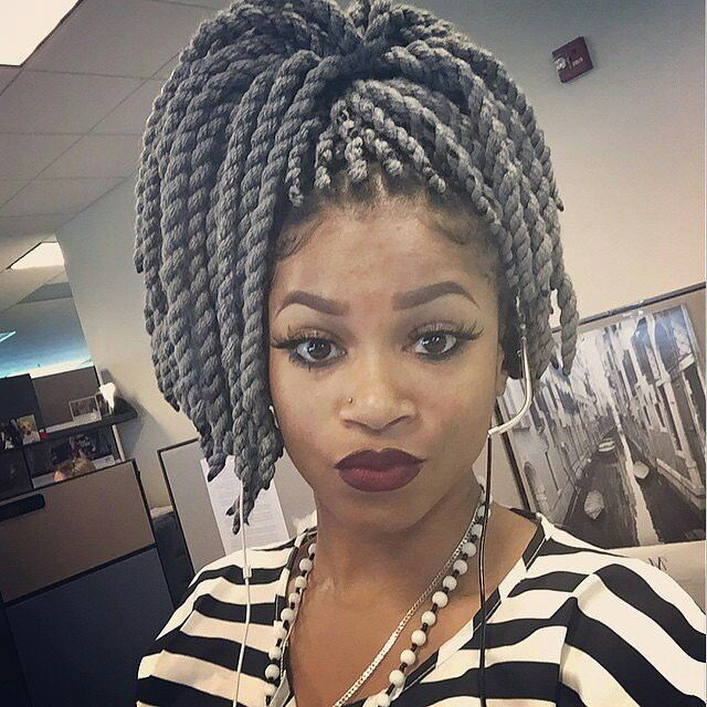 #twist #braids #protectivestyle