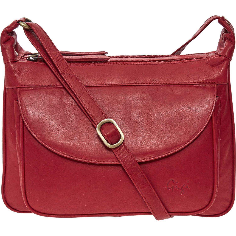 Gigi Red Shoulder Bag Tk Ma
