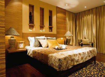 african bedroom decor