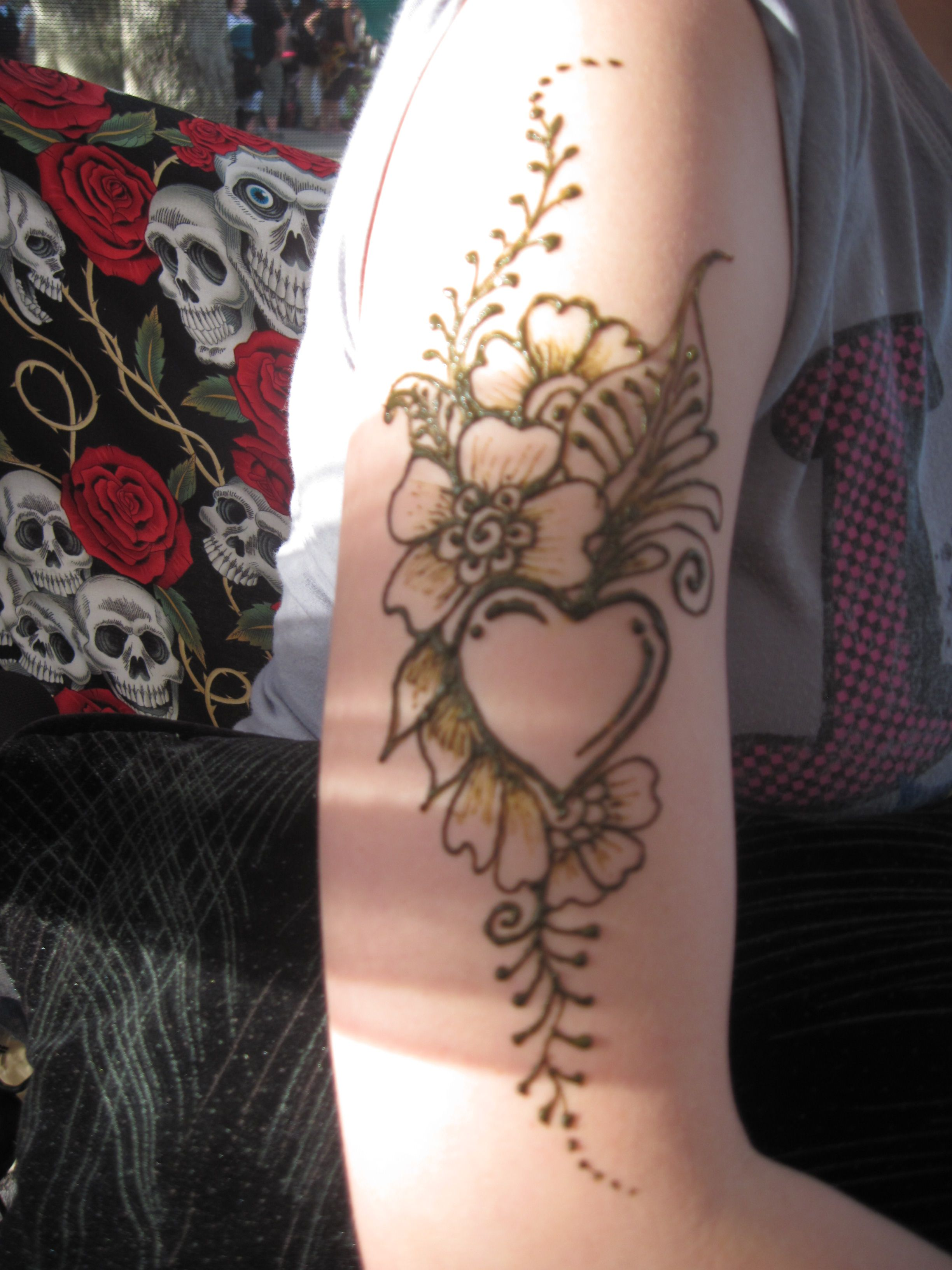 Professional Henna Tattoo Artists For Hire In Austin: Henna Designs Image By WickedApple Art On My Work