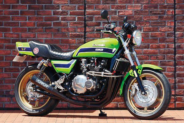 KAWASAKI Z1000J/No.009メイン画像 | kawa k. | Pinterest | Mopeds ...