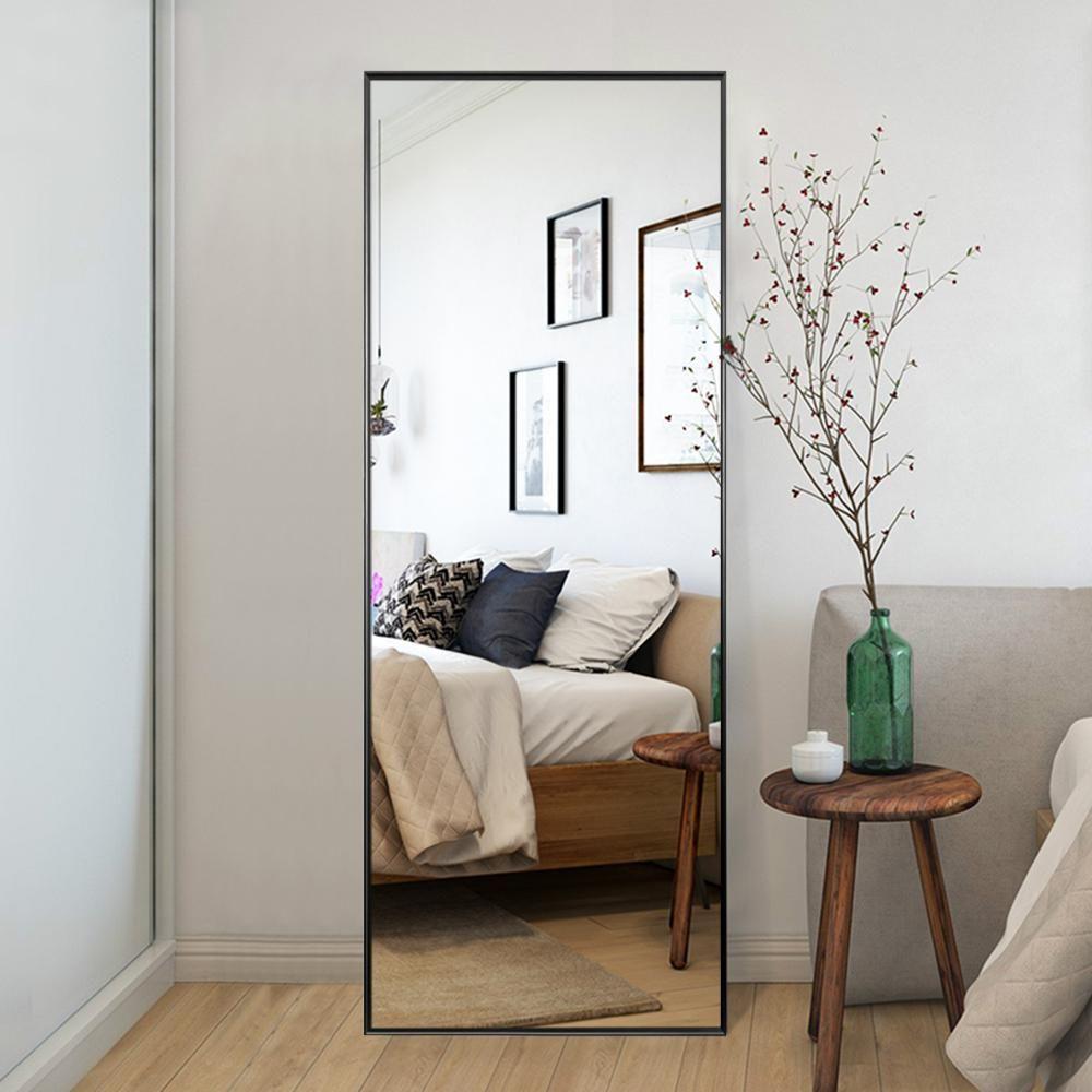 Neu-Type Elegant/Modern Large Full-length Floor Mirror Standing Leaning or Hanging In Living Room-JJ00371AAF - The Home Depot