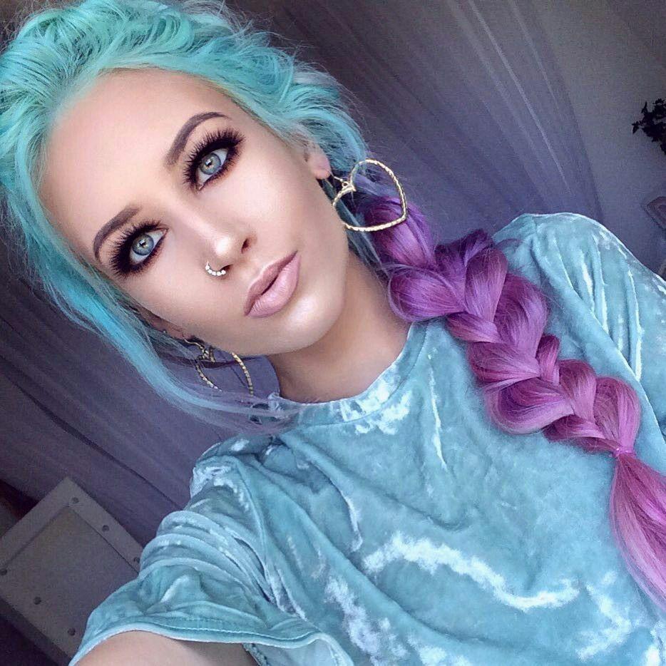 Pin by faithus place on color mah hair pinterest